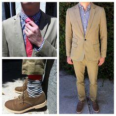 Basics are everything, those socks are dope !