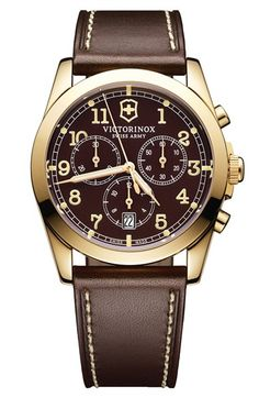 Victorinox Swiss Army® 'Infantry' Chronograph Watch, 40mm available at #Nordstrom