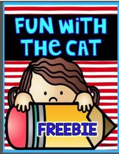 FREE: Fun with the Cat reading passages and rhyme activity.