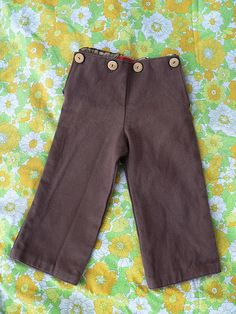 Love these pants from New York Style Kids Clothes Patterns