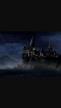 Hogwarts, my home❤