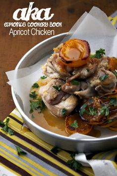 Vanessa's sticky apricot chicken thighs - #foodie #foodporn #recipe #cooking #recipes #MyBSisBos