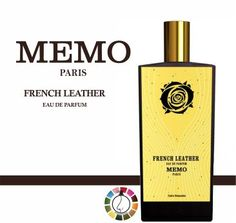 French Leather Memo