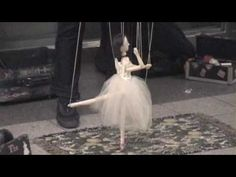 ▶ the most beautiful street marionette show----new york videodyssey(24) - YouTube