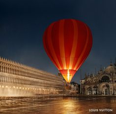 Join Louis Vuitton at the masquerade ball to remember with LInvitation au Voyage - Venice at http://vuitton.lv/Venice