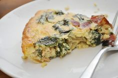 No cheese? No cream or milk? Believe it, because it works: welcome to the dairy-free (and gluten-free) quiche. This is the perfect quiche to bring to a group event where there may be people with sp...