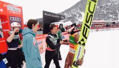 Ski Jumping, Audi Quattro, Jumpers, Skiing, Wattpad, Baseball Cards, World, Poland, Sports