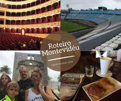 Roteiro Montevidéu em família : 10 programas para uma primeira vez na capital do Uruguai