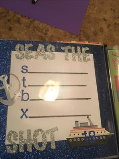 Seas the shot shot book page Birthday Shots, 21st Birthday Gifts, Friend Birthday, Girl Birthday, Birthday Ideas, Scrapbook Journal, Scrapbook Pages, 21st Shot Book, Shot Book Pages