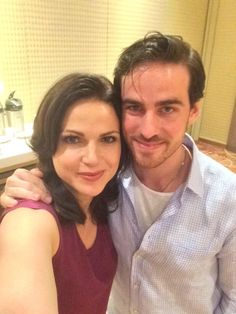 Colin and Lana