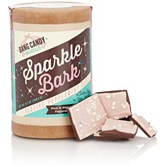 Bang Candy Sparkle Bark (34 CAD) ❤ liked on Polyvore featuring food and colorless