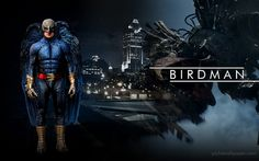 Birdman Movie Wallpaper
