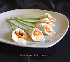 architettando in cucina: Calle di tramezzini con tutorial