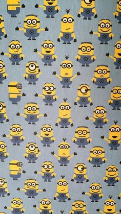 Minions shared by GLen =^● 。●^= on We Heart It Cute Disney Wallpaper, Kawaii Wallpaper, Cute Wallpaper Backgrounds, Galaxy Wallpaper, Wallpaper Keren, Dope Wallpapers, Cute Cartoon Wallpapers, Aesthetic Wallpapers, Minion Wallpaper Iphone