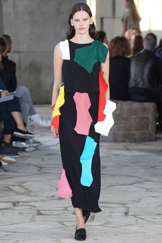 Loewe Spring 2015 Ready-to-Wear - Collection - Gallery - Look 1 - Style.com