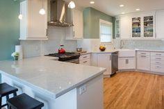 Hillcrest, California Kitchen Remodel   Modern   Kitchen   San Diego   Remodel  Works Bath