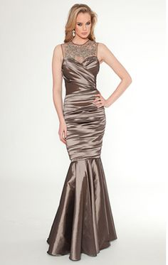 Teri Jon evening gown Fall 2013 #terijon Style #37085 #fall2013