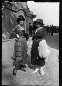Modes à Longchamp   Agence de presse Meurisse. Agence photographique   1919…