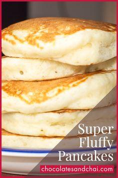 Pancake Recipes, Brunch Recipes, Fall Recipes, Bread Recipes, Yummy Recipes, Dessert Recipes, Cooking Recipes, Desserts, Breakfast For Dinner