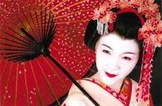 Znalezione obrazy dla zapytania gejsze japonia foto
