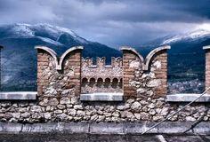 CELANO. Castello Piccolomini