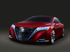 2011 Suzuki Kizashi Concept