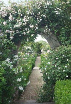 cool 15 Amazing Garden Path for English Country Garden Ideas