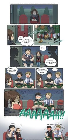 Teenage Trauma by Zombiesmile.deviantart.com on @DeviantArt - LOLZ for DAAAAAYS!!