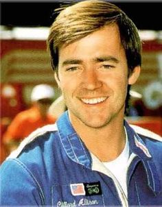 Clifford L. Allison (1964 - 1992) NASCAR driver. Clifford was the son of NASCAR series champion Bobby Allison and nephew of driver Donnie Allison.