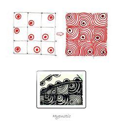 Hypnotic steps