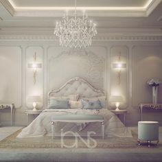 Bedroom design • Private palace • Qatar  #الدوحه #doha #qatar #dubai #uae #abudhabi #دبي #السعودية #ديكور #ديكورات #تصميمي #تصميم #interiordesign #interior #decor #luxury #fashion #style #trend #architecture #mydubai #قطر #الامارات #الرياض #photography #art #fun #love #cute #beautiful