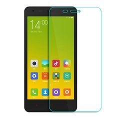 POPSPARK For Xiaomi Redmi 2 Tempered Glass 9H 2.5D Premium Screen Protector Film For Xiaomi Redmi Hongmi 2 Screen Guard Cover