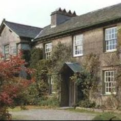 Hill Top Farm,  Beatrix Potters home in The Lakes District.  Visited her home and saw many of the rooms featured in her books, also her small garden very much like the one Peter Rabbit visited.