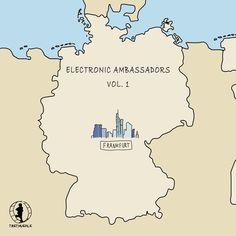 Electronic Ambassador Vol 1 (Frankfurt) [Tretmuehle – TRETCOMP297] » Minimal…