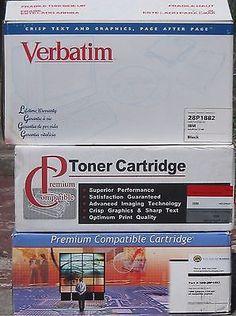 IBM 28p1882 Toner Cartridges Infoprint 1145 Laser Printer