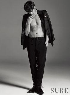 Sung Hoon for Sure Korea November Photographed by Choi Sung Hyun Korean Star, Korean Men, Asian Men, Asian Guys, Park Hae Jin, Park Seo Joon, Asian Actors, Korean Actors, Sung Hoon My Secret Romance