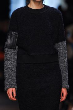Yigal Azrouël Fall 2014 Runway Pictures - StyleBistro