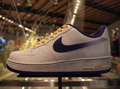 competitive price e15f3 7bc7f Nike Sportswear introduces an all new Air Force 1 inspired by Kobe Bryant  and the Los