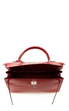 hermes bag cost - SPECIAL ORDER HERMES KELLY BAG 35cm BRAISE GERANIUM POROSUS W GOLD ...