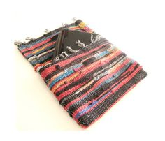 Unique laptop sleeve - this almost looks like something you would find in #Guatemala