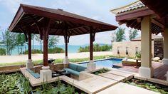 Walk from your suite to the beach! The Ritz-Carlton, Sanya, Hainan, China #SunSandSea