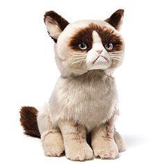 Gund Grumpy Cat Plush Stuffed Animal Toy  #GUND