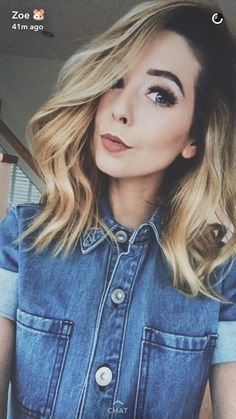 Tips For Changing Your Hairstyle – Hair Wonders Zoella Style, Zoe Sugg, Let Your Hair Down, Hair 2018, Hair Inspo, Hair Inspiration, Hair Goals, New Hair, Cool Hairstyles