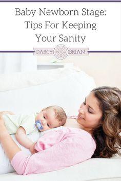 Baby Newborn Stage: