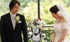 Robot Weddings!!