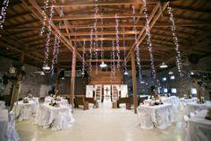 Texas Barn Wedding Reception