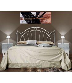 Comprar online Cabecero de forja : Modelo ELENA Steel Bed, Decoration, Iron, Furniture, Site Web, Home Decor, Beds, Boutique, Glass Furniture