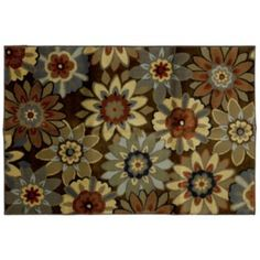 Floral Chic Chancellor Rug - 3'5'' x 5'2''