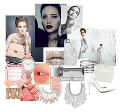 Jennifer lawrene lifestyle by rinirrrr on Polyvore featuring polyvore and art