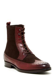 Ellono Wingtip Boot